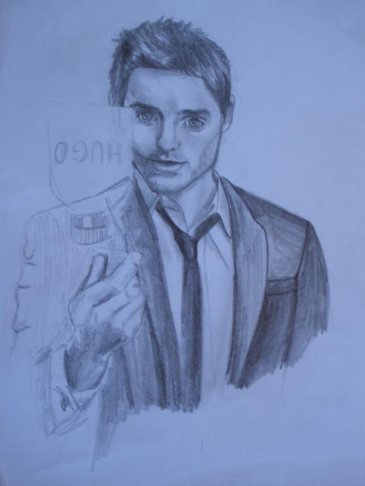 Jared Leto by drawing.my.dreams